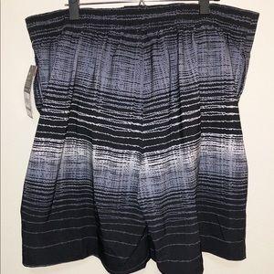 Speedo Mens Swim Trunk Boardshort Size XXL New